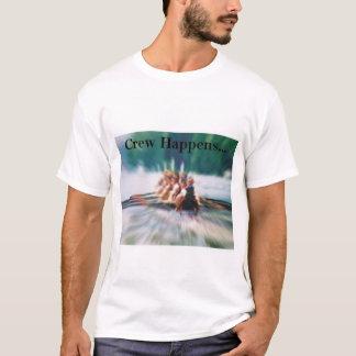Crew Happens T-Shirt