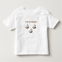 Crew of Columbus - Toddler T-shirt