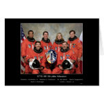 Crew of the STS-85 Shuttle Mission - 1997 Card
