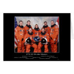 Crew of the STS-90 Shuttle Mission - 1998 Cards