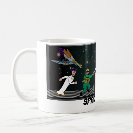 Crew on the Run Coffee Mug