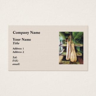 Crew Quarters Business Card