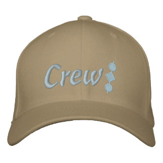"""Crew """"Restricted in ability to maneuver"""" Baseball Cap"""
