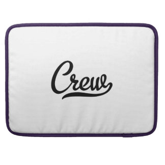 crew sleeve for MacBooks