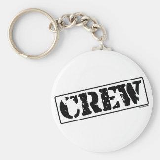 Crew Stamp Keychain