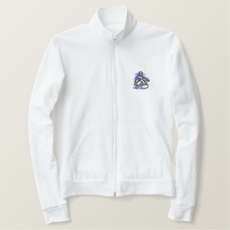 Crew Team Embroidered Jacket