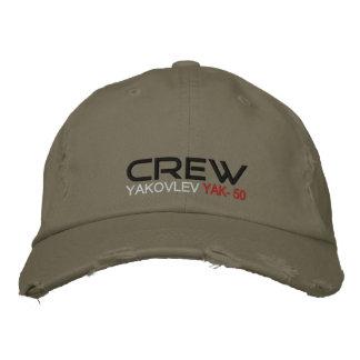 CREW YAk-50 Embroidered Hat