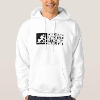 Crewing Survive Hooded Sweatshirt