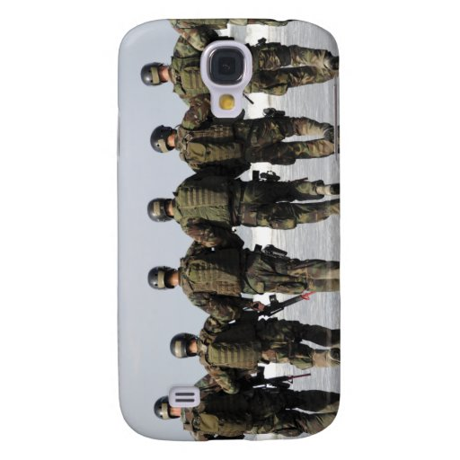 Crewman Qualification Training students Galaxy S4 Cases