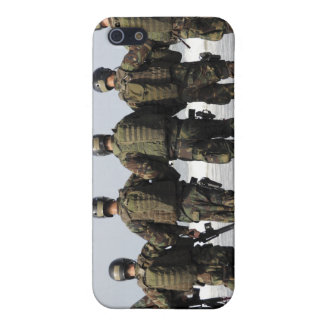 Crewman Qualification Training students Case For iPhone SE/5/5s