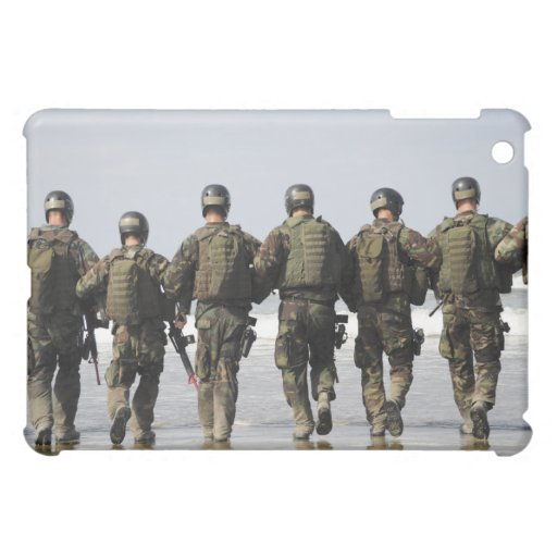 Crewman Qualification Training students iPad Mini Covers