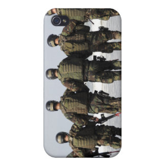 Crewman Qualification Training students iPhone 4 Cases
