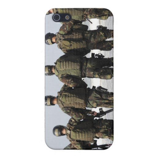 Crewman Qualification Training students Cover For iPhone 5