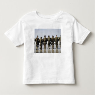 Crewman Qualification Training students Toddler T-shirt