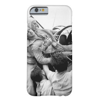 Crewmen lifting Kenneth Bratton (AOM)_War Image Barely There iPhone 6 Case