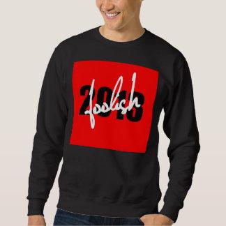 Crewneck absurdo 2013 suéter