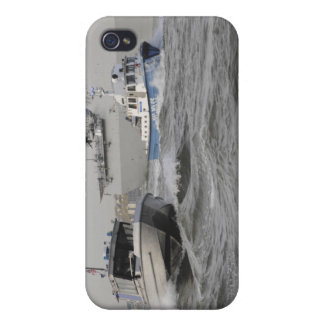 Crews from the coast guard and police departmen case for iPhone 4