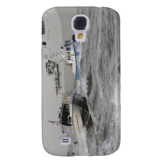 Crews from the coast guard and police departmen samsung s4 case