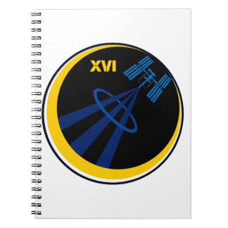 Crews to the ISS:  Expedition 16 Note Book