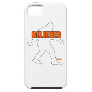 Creyente de Bigfoot iPhone 5 Carcasa
