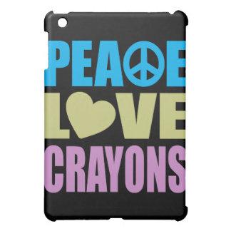 Creyones del amor de la paz