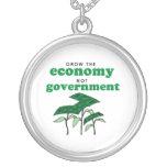 Crezca al gobierno de la economía no joyería