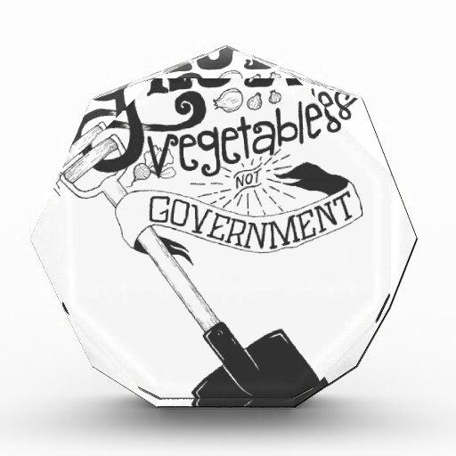 Crezca al gobierno de las verduras no