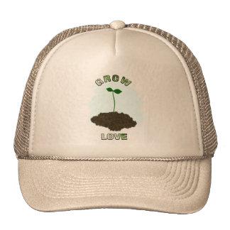 Crezca el gorra del amor