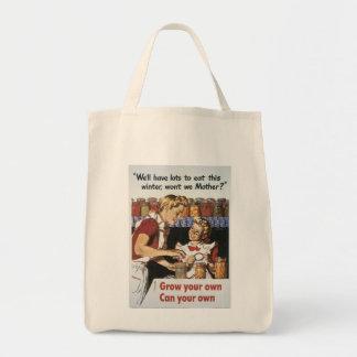 Crezca sus los propios, puede sus los propios bolsas