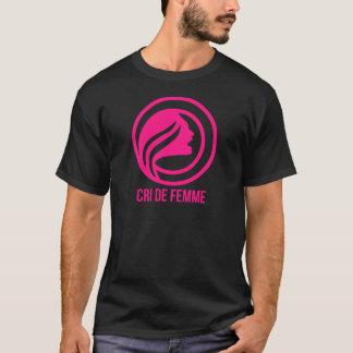 Cri de Femme promo T-Shirt