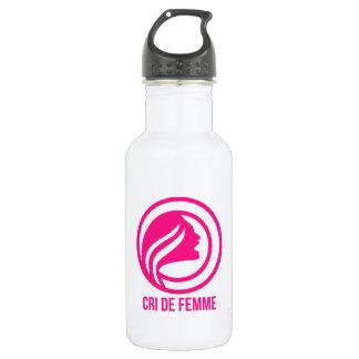 Cri de Femme promo Water Bottle