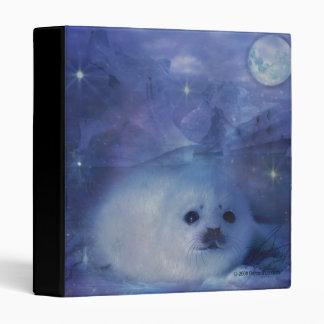 """Cría de foca en el hielo - paisaje marino hermoso carpeta 1"""""""