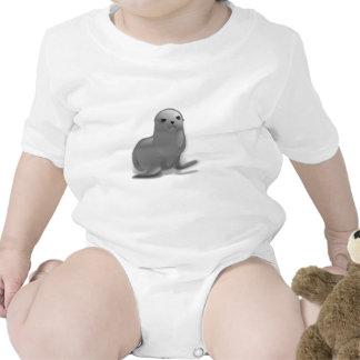 Cría de foca trajes de bebé