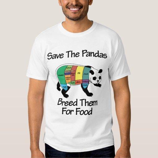 Cría de la panda playera