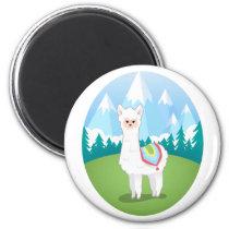 Cria The Alpaca Magnet