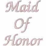 Criada bordada de la chaqueta del honor