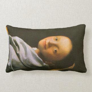 Criada de Juan Vermeer Cojines