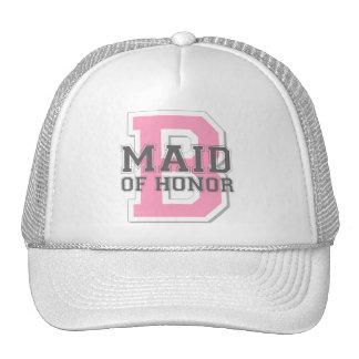 Criada de la alegría del honor gorras