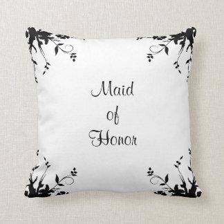 Criada de la almohada personalizada de Mojo del