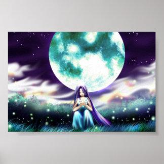 Criada de la luna poster