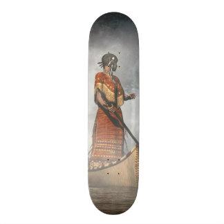 Criada de la niebla skateboard
