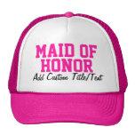 Criada de las rosas fuertes del gorra del honor