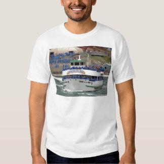 Criada del barco de la niebla - Niagara Falls Poleras