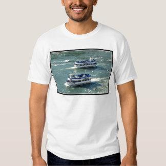 Criada del barco de la niebla: Niagara Falls Remera