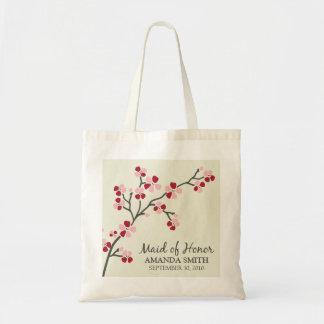 Criada del bolso del regalo del banquete de boda d bolsa de mano