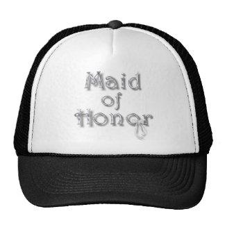 Criada del ♥ del ♥ muy bonito del diseño del ♥ del gorras de camionero