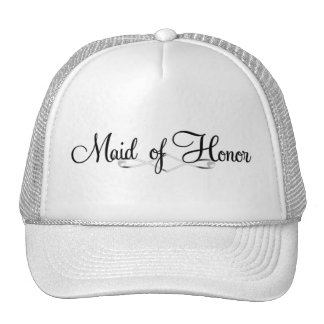 Criada del gorra del honor