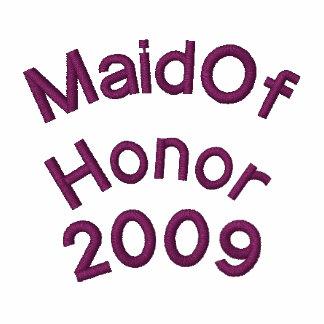 Criada del honor, 2009 - modificado para