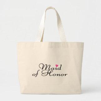 Criada del honor bolsas