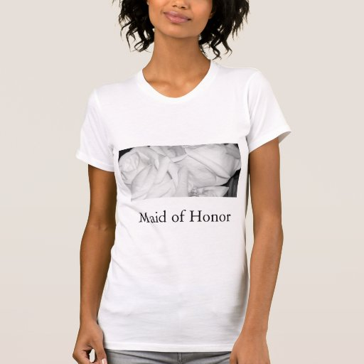 Criada del honor camiseta